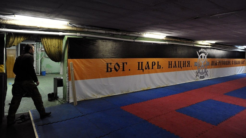 German Neo Nazis Are Getting Explosives Training at a White Supremacist Camp in Russia