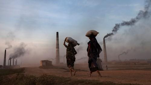 So sieht es im Land mit der schlimmsten Luftverschmutzung der Welt aus