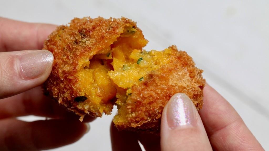 Crocchette di zucca: ricette fritte vegetariane