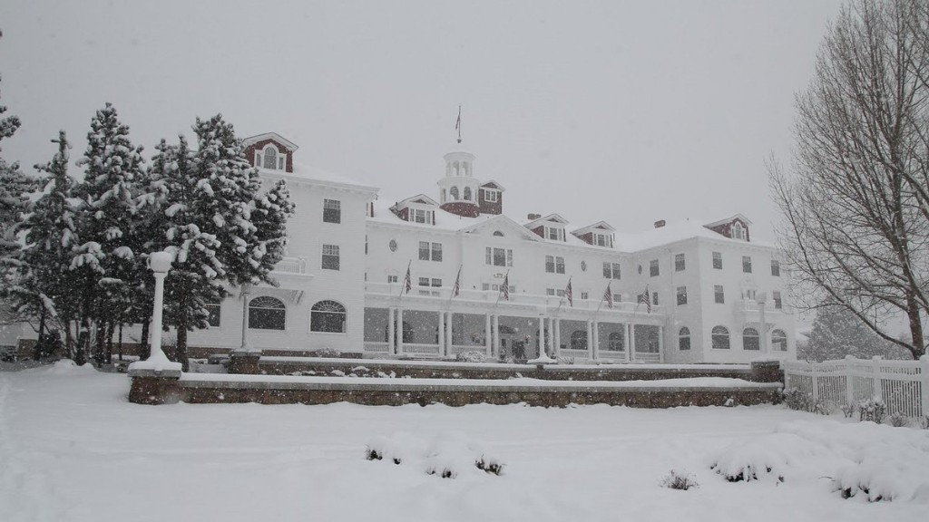Redrum   Inside the Hotel Which Inspired The Shining