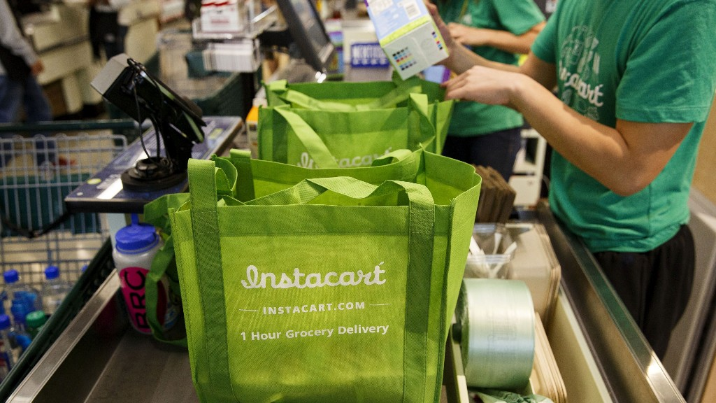 Many Instacart Workers Still Haven't Received Safety Kits Promised 8 Weeks Ago
