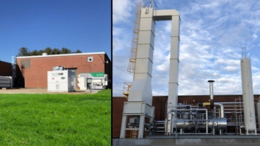 One of the Country's Only Hydrogen Fuel Cell Plants Suffers Huge Explosion