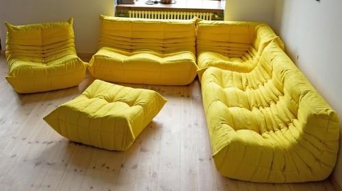 A Heavenly Sofa For Hellish Times