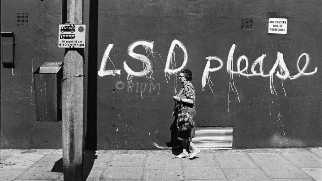 England in the 1970s Through the Lens of an Outsider