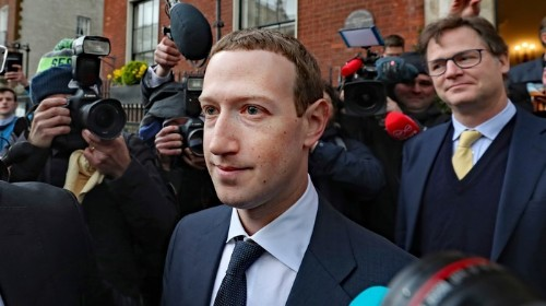 France Took One Look at Facebook's Cryptocurrency and Said 'Hell Non'