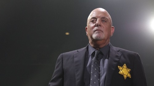 Billy Joel Doesn't Know Why More People Aren't Cracking Nazi Skulls
