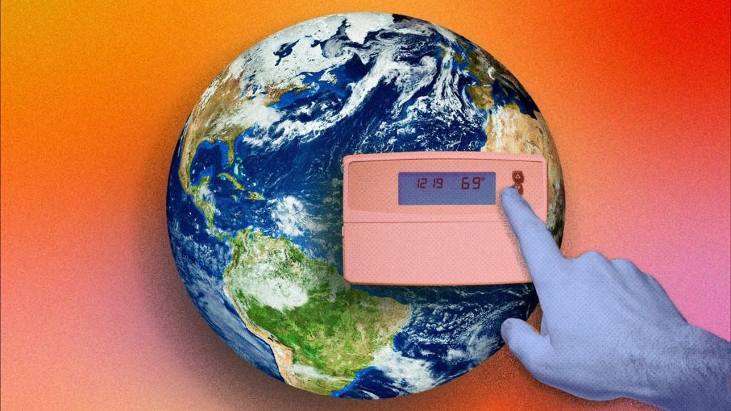 De thermostaat van de aarde lager zetten met techniek: is dat een goed plan?