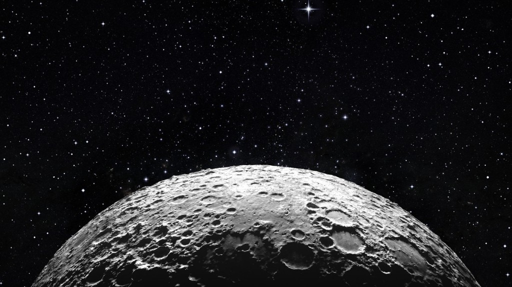 Scientists Want to Build a Giant Moon Telescope to See Into the Deep Past