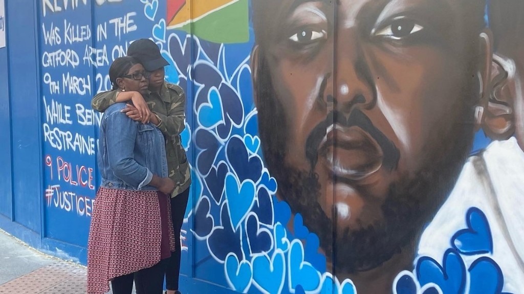 Kevin Clarke Mural: Family 'Devastated' by Removal of Mural to Man Who Died in Police Custody
