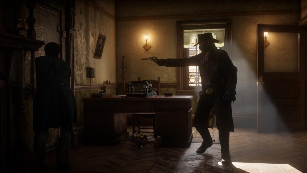 VICE - 100 Stunden pro Woche: Die extremen Arbeitsbedingungen hinter 'Red Dead Redemption 2'