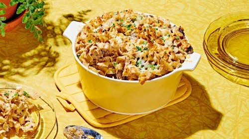 Tuna Melt Casserole Recipe
