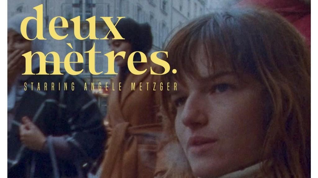 """""""Deux Mètres"""", un court-métrage qui flirte avec la Nouvelle Vague"""