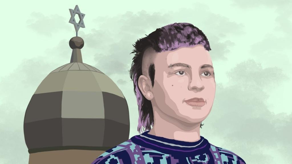 Anschlag in Halle: Wie die Jüdin Sabrina den Terrorristen Stephan traf
