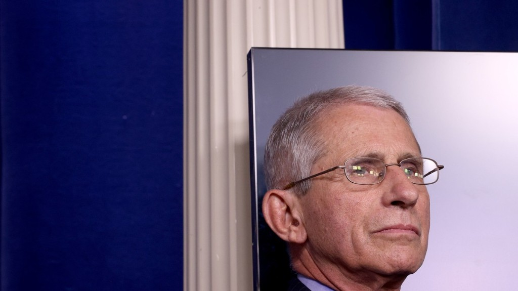 As Coronavirus Spreads, So Does Thirst for Dr. Anthony Fauci