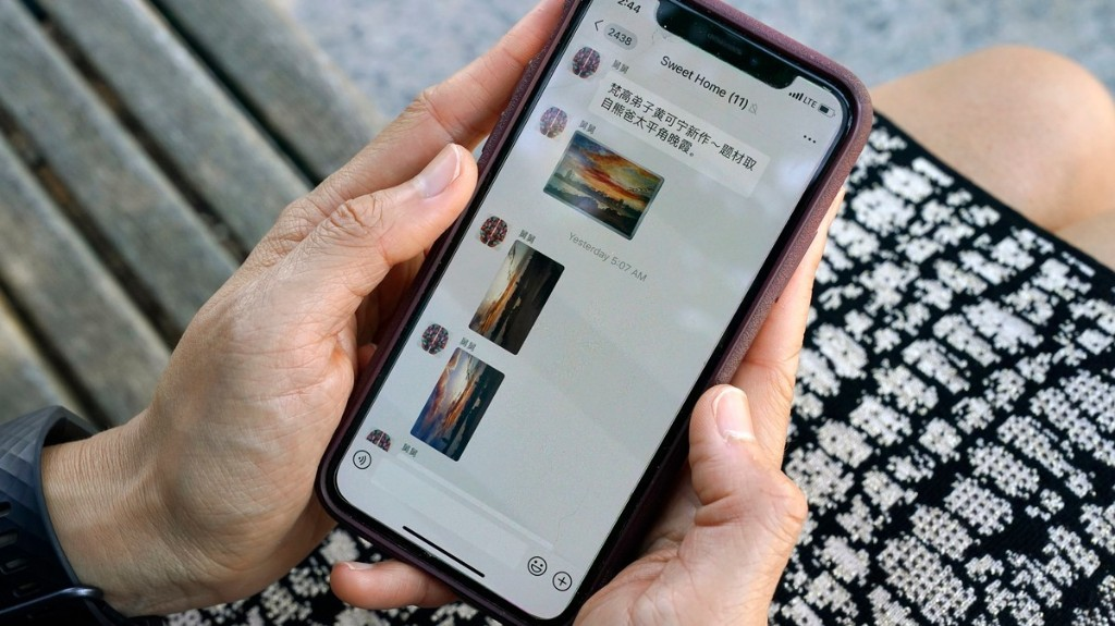 Trump's WeChat Ban Could Cut Off Chinese-Americans From Their Families