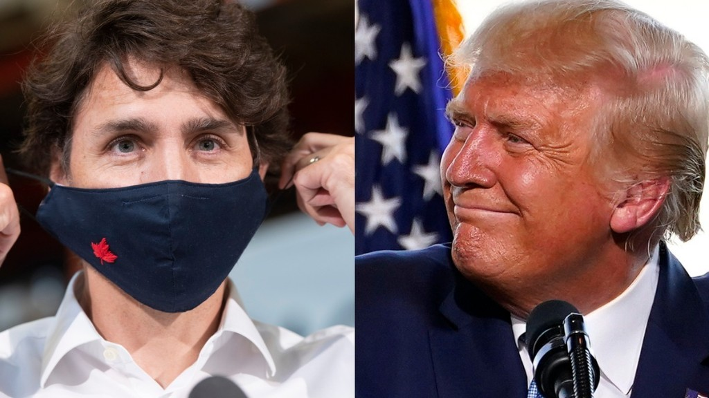 Keeping Americans Out of Canada is a Popular Policy for Justin Trudeau