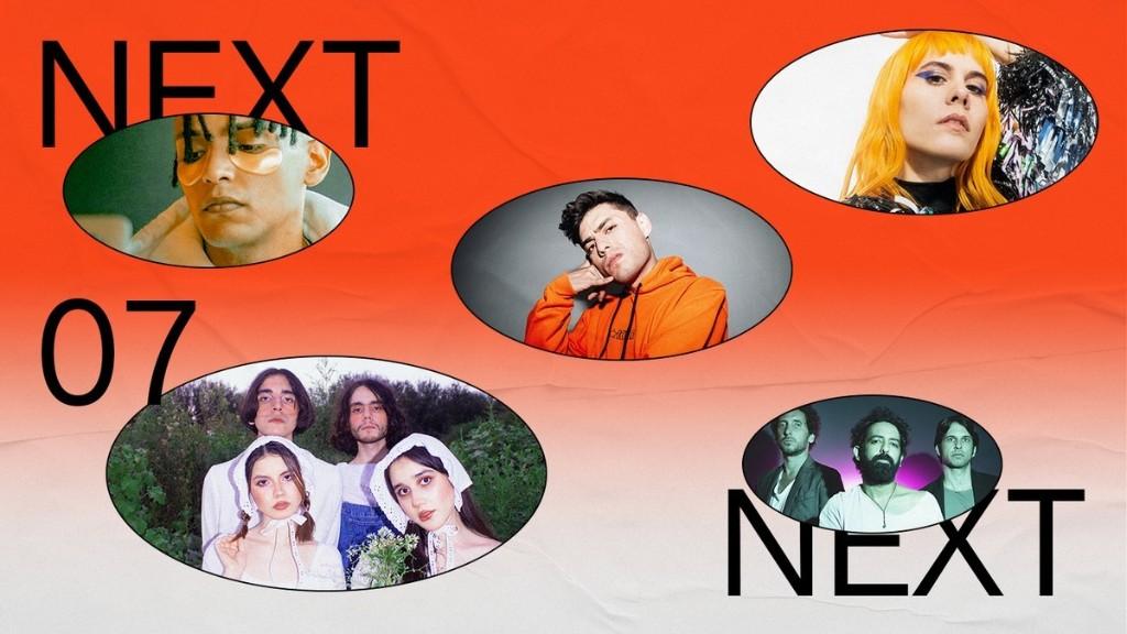 Noisey Next 07: Margaritas Podridas, Lucía Tacchetti, EnSecreto, Zultán, V1fro
