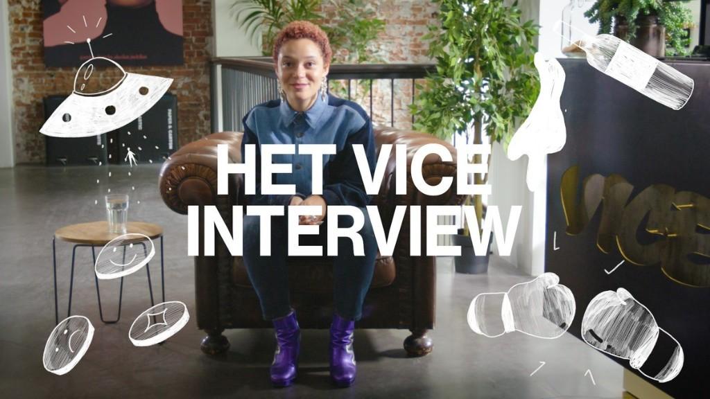 Het VICE Interview: Jade Olieberg