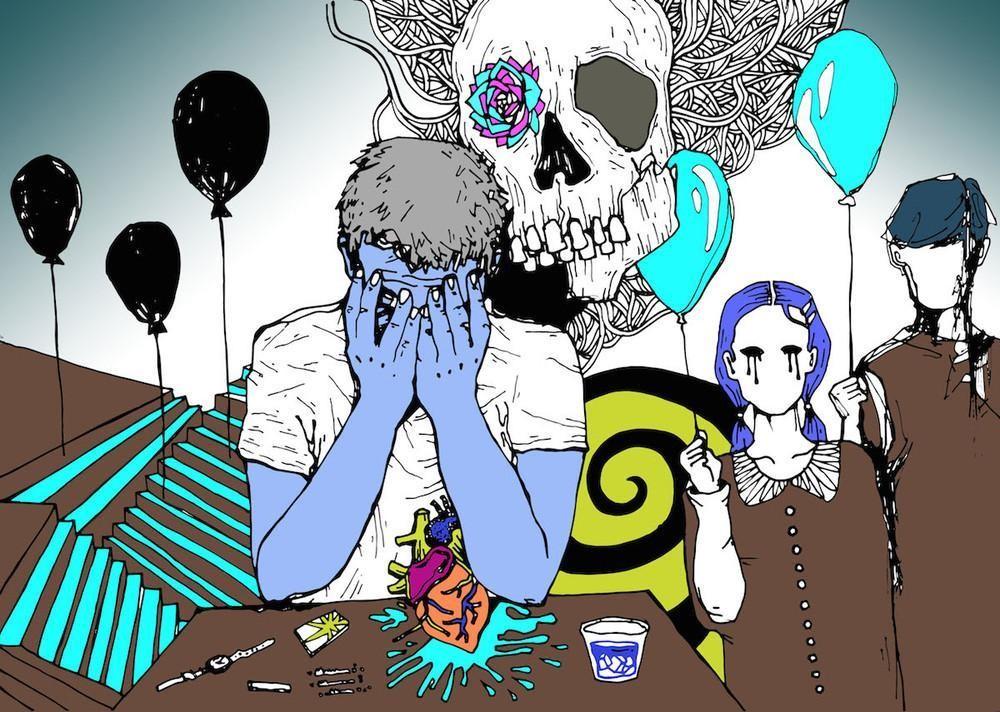 Break Addiction! - cover