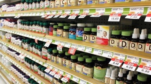 Surprise! Most of Your Vitamin Supplements Do Nothing