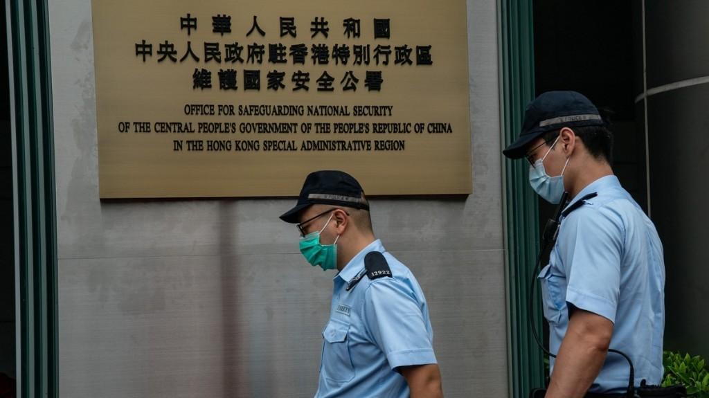 Police Raids Against Free Speech in Hong Kong Have Already Begun