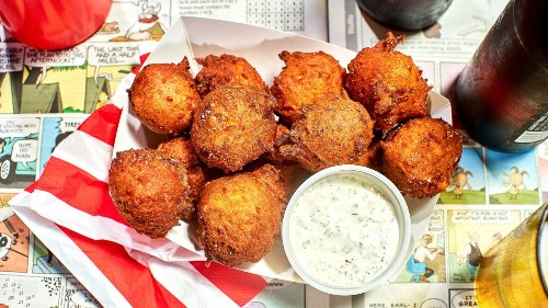 Old Bay Hush Puppies Recipe