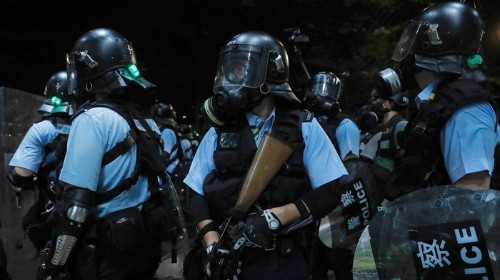 Hong Kong Is Bracing for a Brutal Crackdown from Beijing