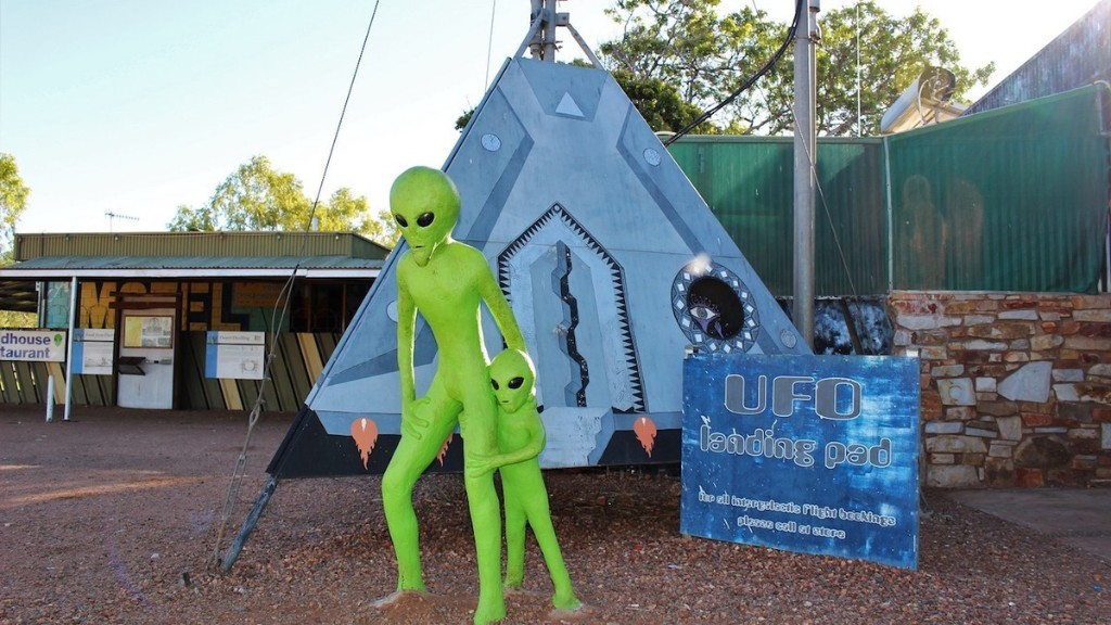 The Strange Story of Australia's Outback UFO Capital