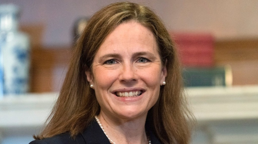 Amy Coney Barrett Still Won't Say If Systemic Racism Is Real