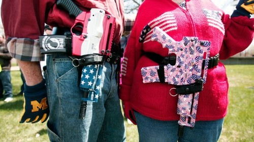 Stores Are Banning Guns Because the Government Won't