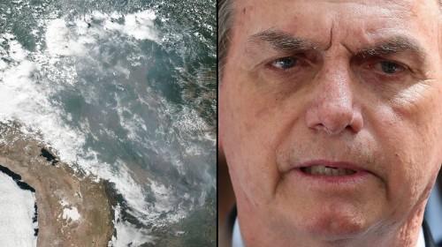 Amazonas: Wir allein sind schuld daran, dass der Regenwald brennt
