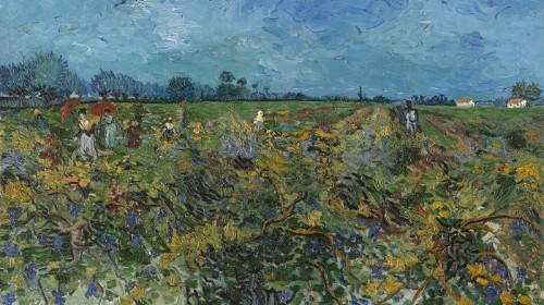 A New Van Gogh Exhibit Takes You Through the Changing Seasons