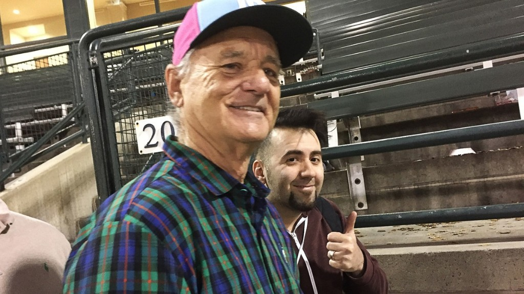 the true stories behind bill murray's random interactions with strangers