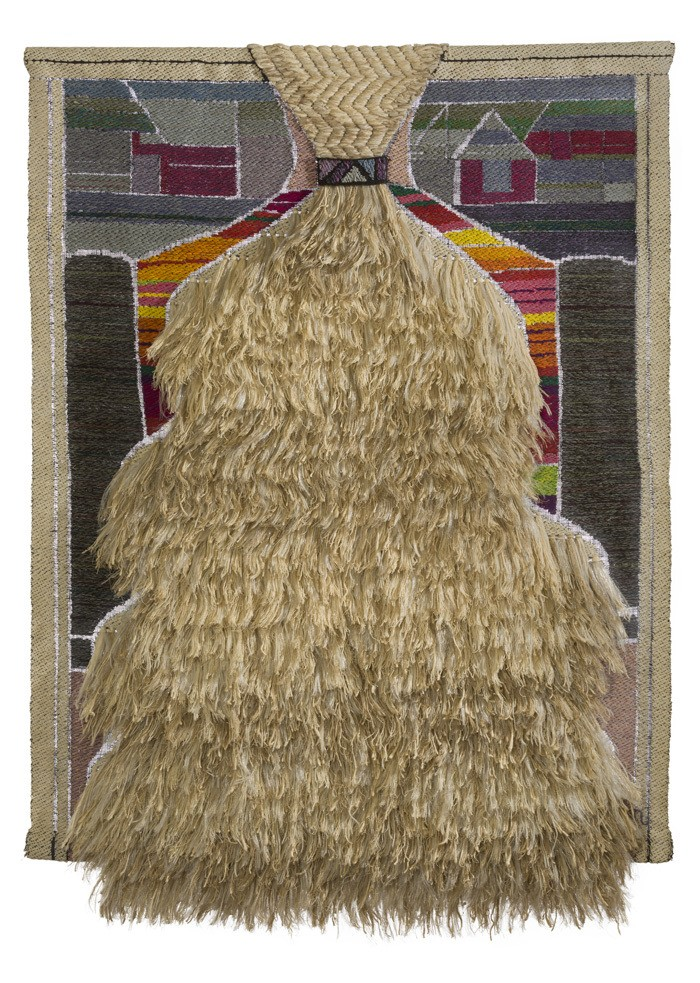 Finnish Fiber Artist Exhibits 70 Years of Monumental Textiles