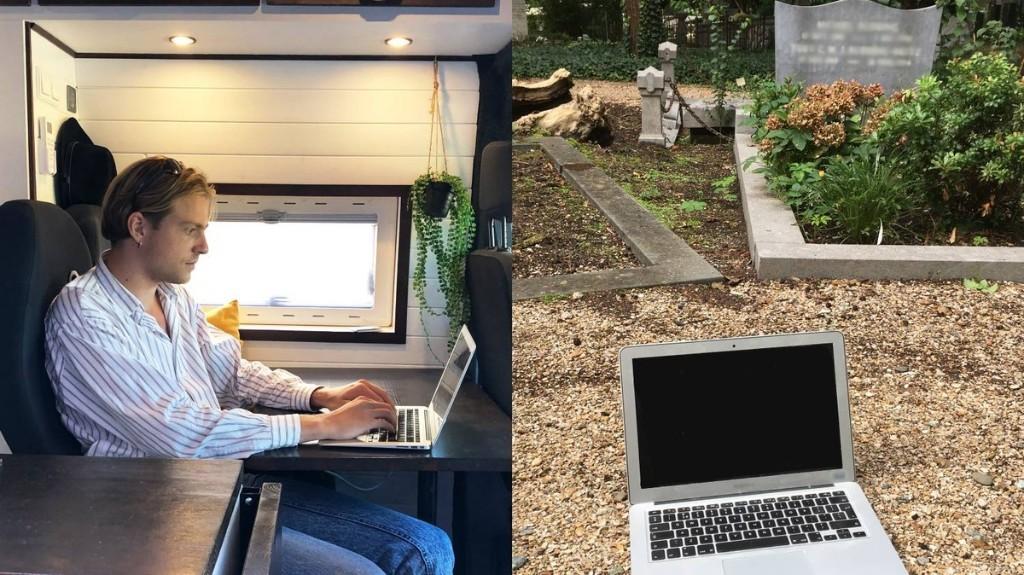 J'ai essayé le nomadisme numérique pour télétravailler