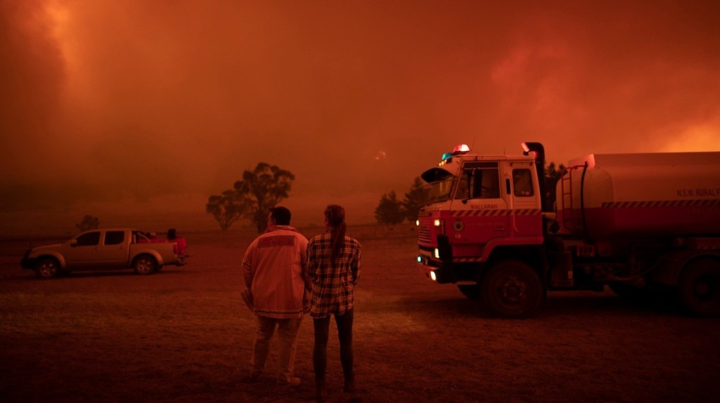 Australia's Bushfire Season Is Back, With a Whole New Set of Complications