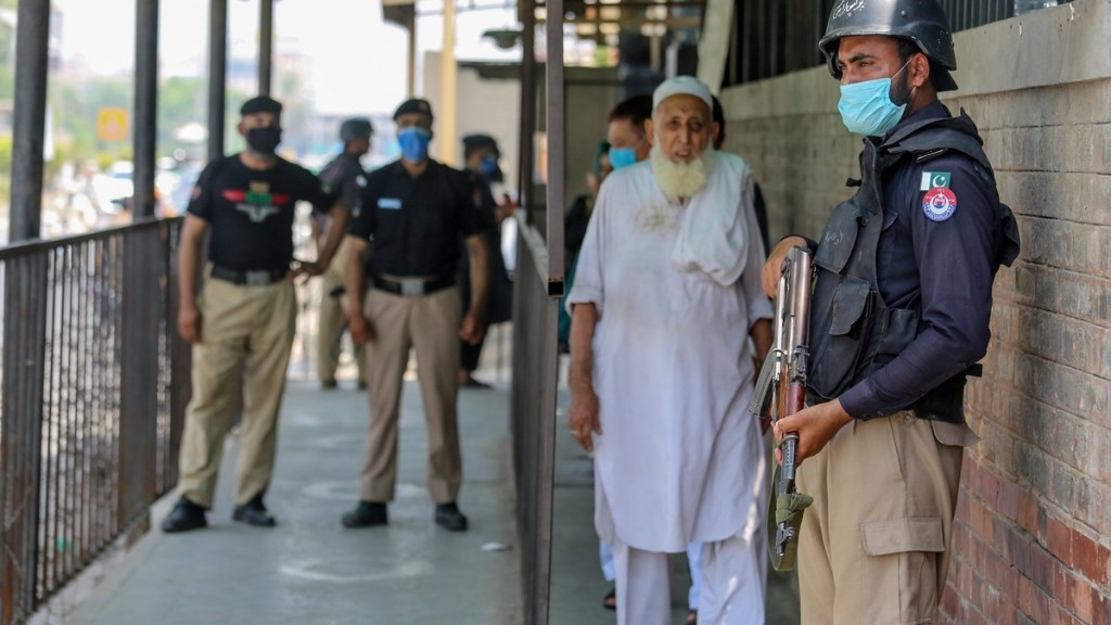 American Citizen Shot Dead in a Pakistan Courtroom After Being Accused of Blasphemy