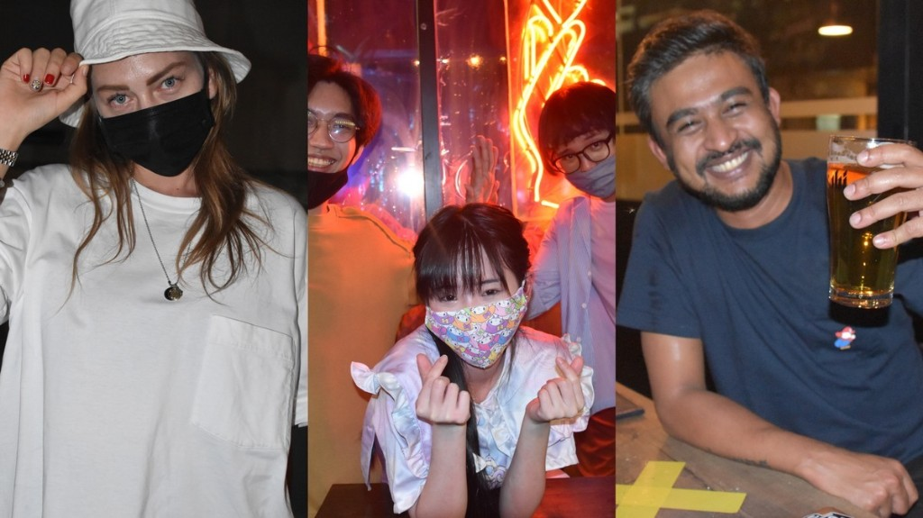 VICE - On the Night Bangkok's Bars Reopened, We Asked People How It Felt Partying Again