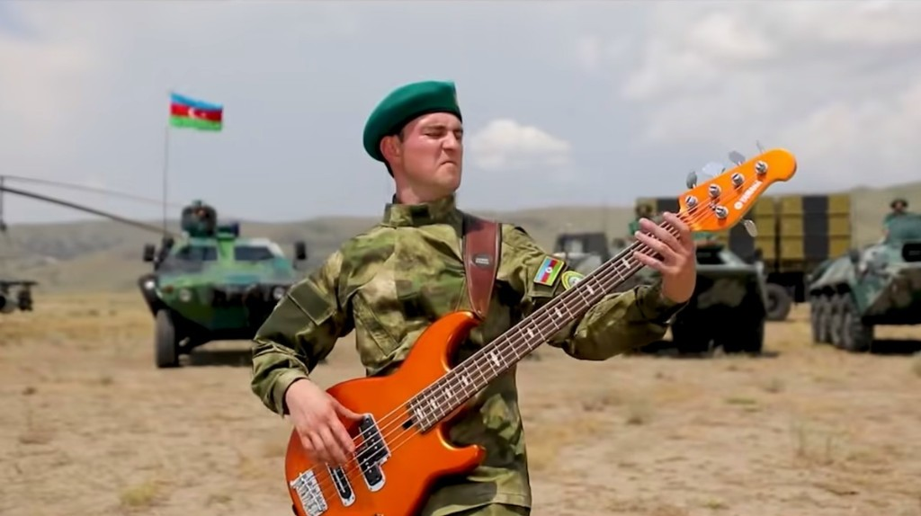 Azerbaijan Dropped a Music Video Before Going to War With Armenia