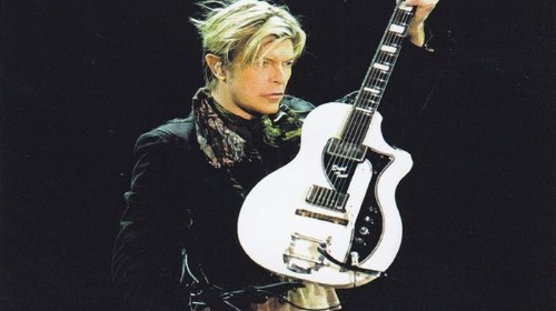"""I Could Thank God. Yeah. But Which One?"": A Conversation with David Bowie from 2003"