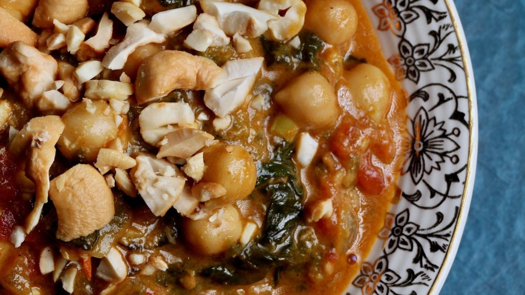 Coconut Chickpea Curry Recipe