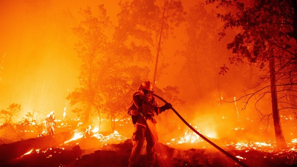 California Relies on Incarcerated Women to Fight Wildfires. Then it Abandons Them.