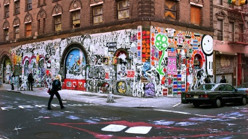 Looking Back at Manhattan's Street Art Mecca, 10 Years Later