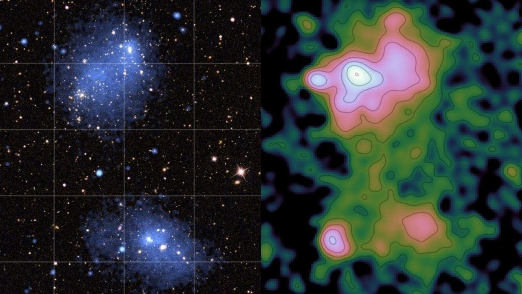 Scientists Discovered a Massive 'Bridge' Between Galaxy Clusters
