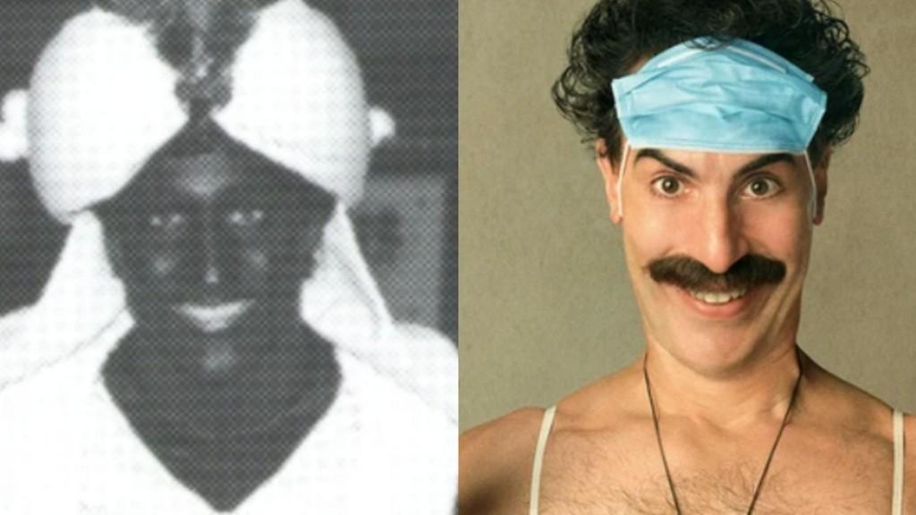 Borat 2 Roasts Canadian Prime Minister Justin Trudeau for Blackface