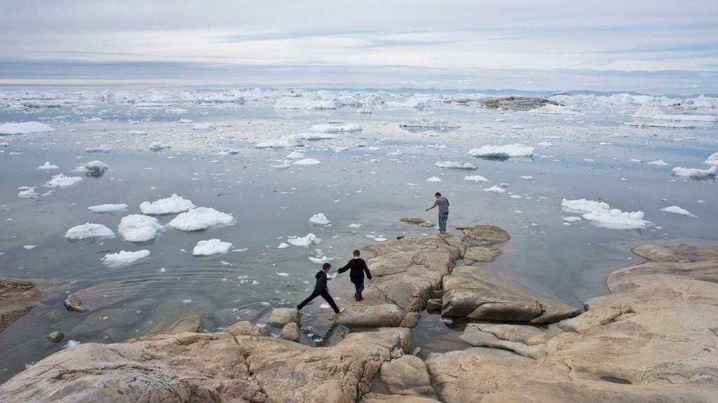 Die Arktis ist bald voller Schiffe. Das halten Inuit davon