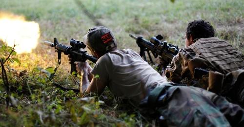 An Up-Close Look at America's Evolving Militia Movement