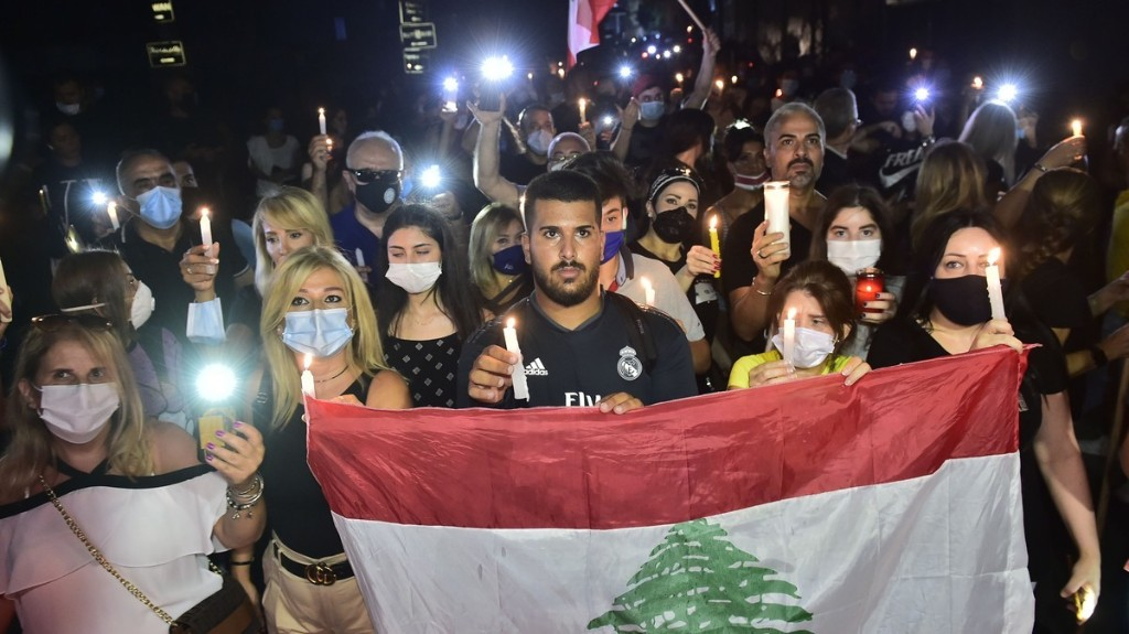 Lebanon's Entire Government Has Resigned Over Beirut Explosion