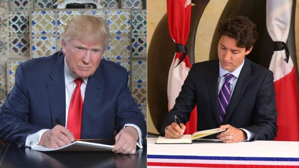 Justin Trudeau and Donald Trump Are Going to Be Hilariously, Dangerously Mismatched Neighbors