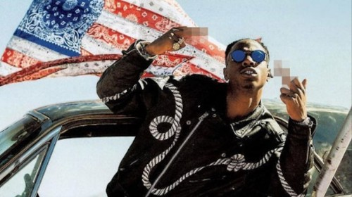 With 'All-AmeriKKKan Bada$$,' Joey Bada$$'s Message Is Obvious, and Right